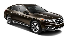 2013 Hond Accord Crosstour (© American Honda Motor Co.)