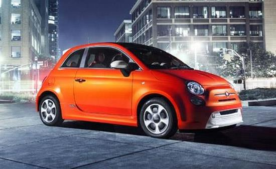 Fiat 500e (c) Fiat
