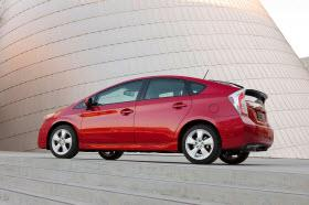 2013 Toyota Prius. Photo by Toyota.