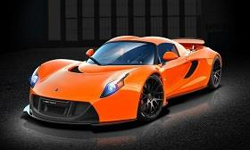 Hennessey Venom GT2 rendering (Hennessey Performance)