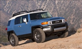 Toyota FJ Cruiser photo by Toyota