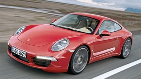 Porsche 911 photo by Porsche