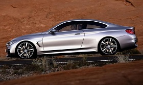 BMW Concept 4 Series Coupe (© BMW Group)