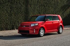 2013 Scion xB (© Toyota Motor Sales, USA)