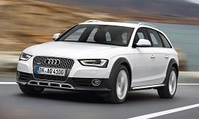 2013 Audi A4 allroad (© Audi of America)