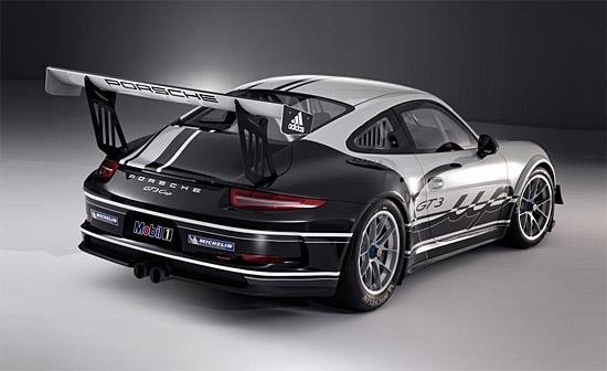 2013 Porsche 911 GT3 Cup (c) Porsche