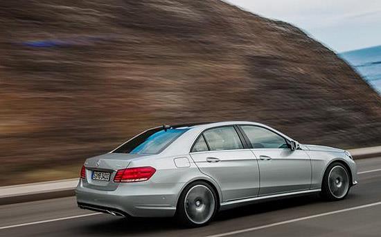2014 Mercedes-Benz E-Class (c) Daimler