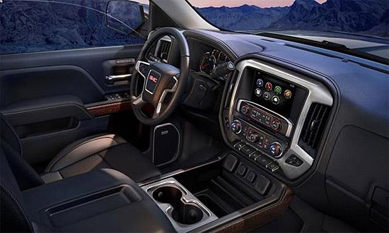 2014 GMC Sierra (c) GM