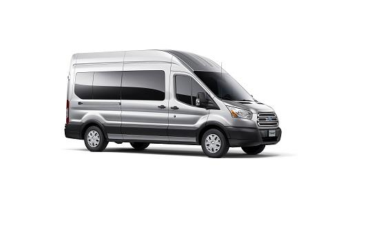 Ford previews 2014 Transit and redesigned Transit Connect