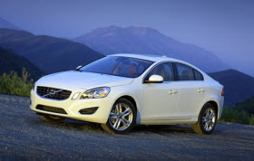 2012 Volvo S60. Photo by Volvo.