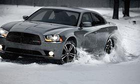 2013 Dodge Charger Sport AWD (© Chrysler Group LLC)