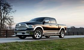2013 Ram 1500 Quad Cab 4X4 (© Chrysler LLC)