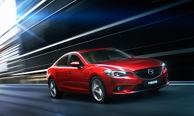 2014 Mazda Mazda6 (© Mazda Motors of America, Inc.)