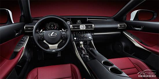 2014 Lexus IS (c) PCAuto.com.cn