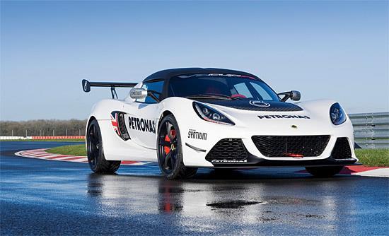 Lotus Exige V6 Cup (c) Lotus