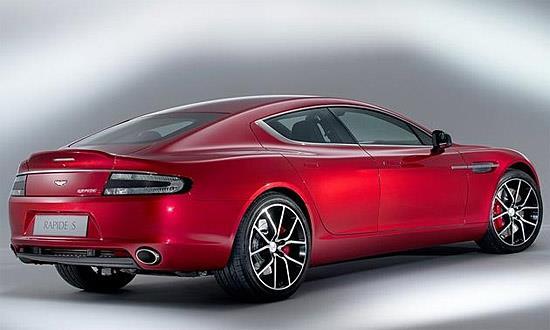 Aston Martin Rapide S (c) Aston Martin