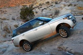 2013 Range Rover. Photo courtesy of Land Rover.