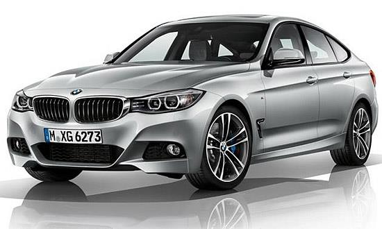 BMW 3-Series GT (c) BMW