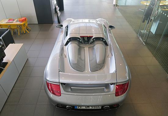 Porsche Carrera GT (c) Clifford Atiyeh