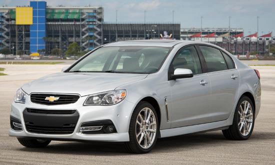 Chevrolet SS © General Motors