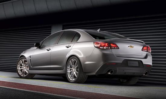 Chevrolet SS © General Motors