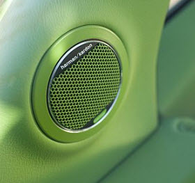 Harman/Kardon GreenEdge audio system. Photo by Harman,