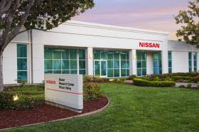 Nissan Research Center Silicon Valley. Photo by Nissan.