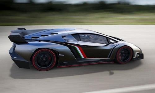 Lamborghini Veneno (© Lamborghini)