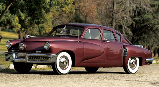 1948 Tucker 48 (c) RM Auctions
