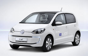 VW e-up! Photo by VW.