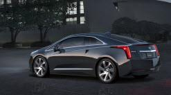 2014 Cadillac ELR. Photo by GM.