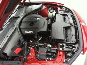 BMW 3-cyllinder prototype.