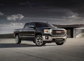 2014 GMC Sierra pickup. Photo by GMC.