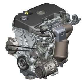 GM EcoTech engine. Photo by GM.