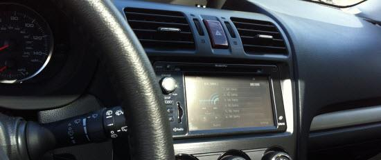 Subaru VX Crosstek
