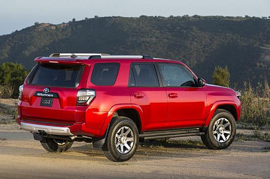 2014 Toyota 4Runner (c) Toyota