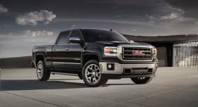 2014 GMC Sierra. Photo by GM.