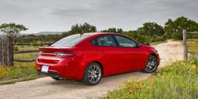 2013 Dodge Dart. Photo by Chrysler.