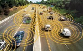 Connected Cars. Image by NHTSA.