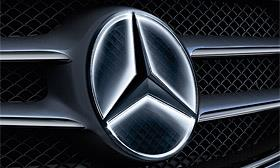Car News Light Up Mercedes Logo Lets Owner S Net Worth Shine At Night