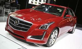 2014 Cadillac CTS (© Rod Hatfield)
