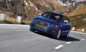 2014 Audi SQ5 (© Audi of America)