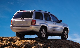 2004 Jeep Grand Cherokee (© Chrysler Group, LLC)