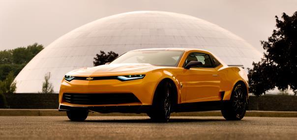 Bumblebee 2014 Chevrolet Camaro (c) Paramount