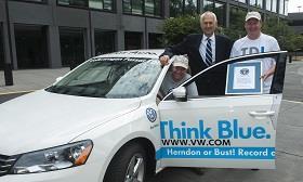 2013 Volkswagen Passat TDI Clean Diesel