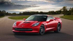 2014 Chevrolet Corvette Stingray. Photo by General Motors.