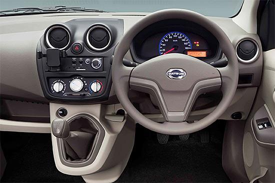 Datsun Go (c) Nissan