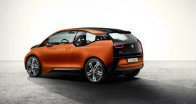 BMW i3. Photo by BMW.