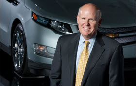 GM CEO Dan Akerson. Photo by GM.