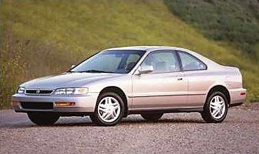 1996 Honda Accord is the overall favorite among car thieves.